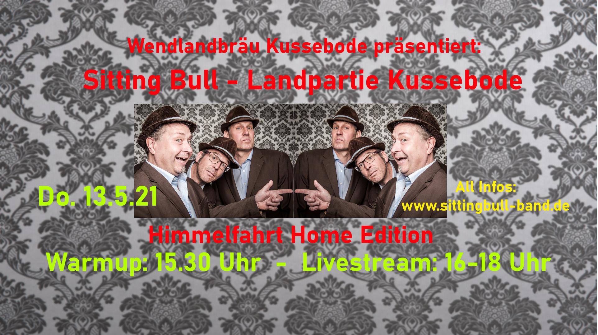 2021-05-13 - Landpartie Kussebode - Livestream 01